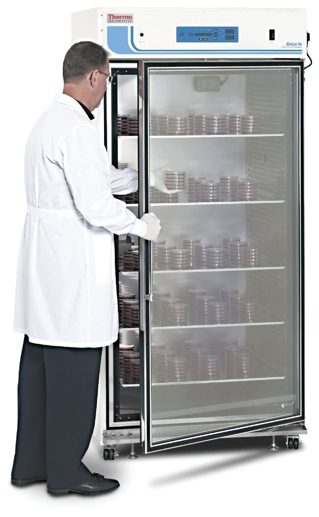 CO2细胞培养箱,赛默飞世尔Thermo Fisher,红外,3951,控温范围:RT+5~60℃,内部尺寸:685×787×1524mm